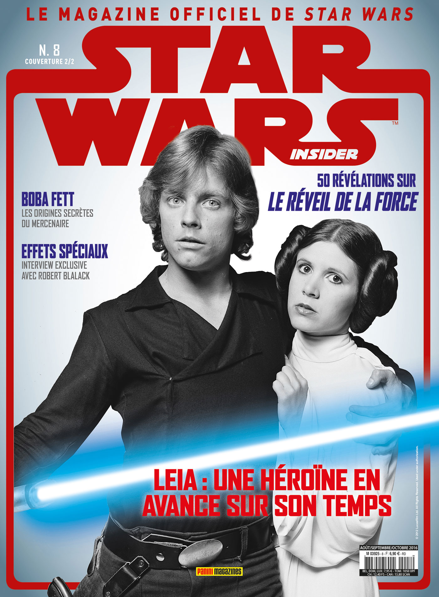 Star Wars Insider 8 - Couverture B