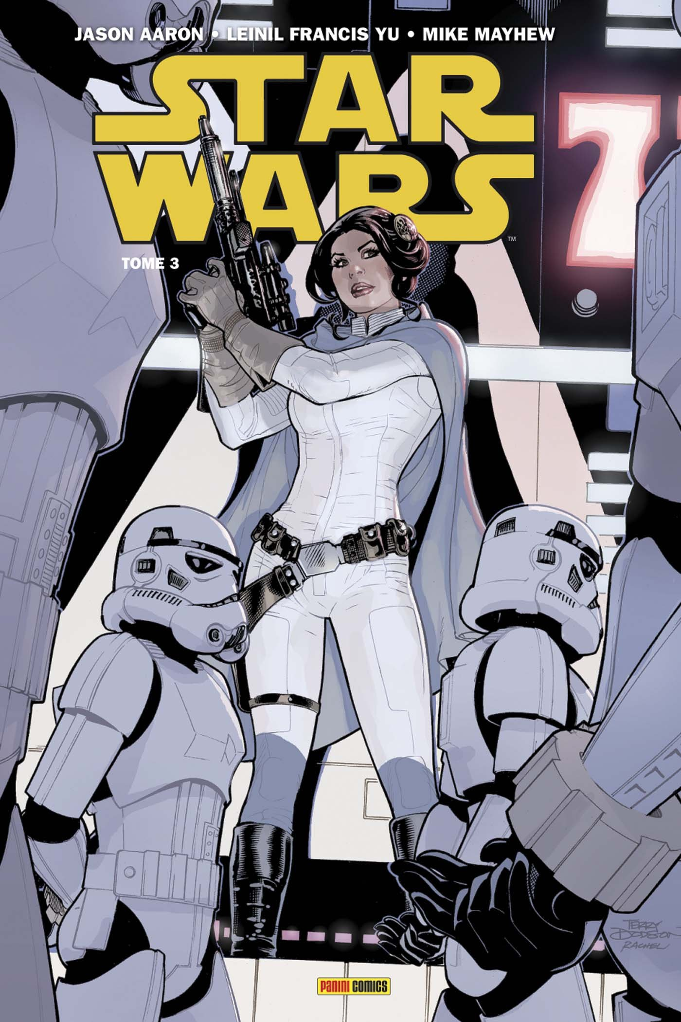 100% Star Wars Tome 3 - Couverture