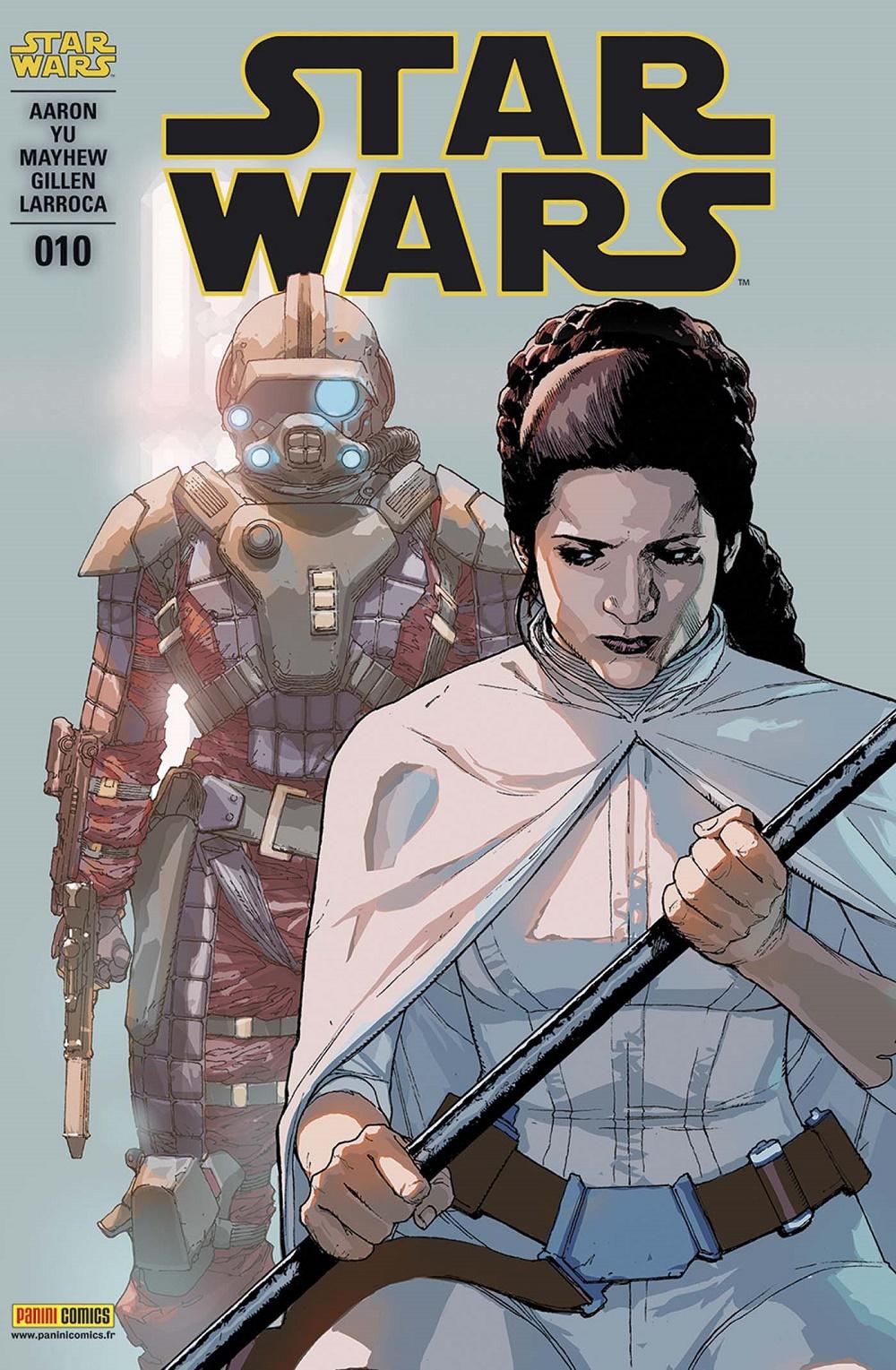 Star Wars Comics 10 - Couverture A