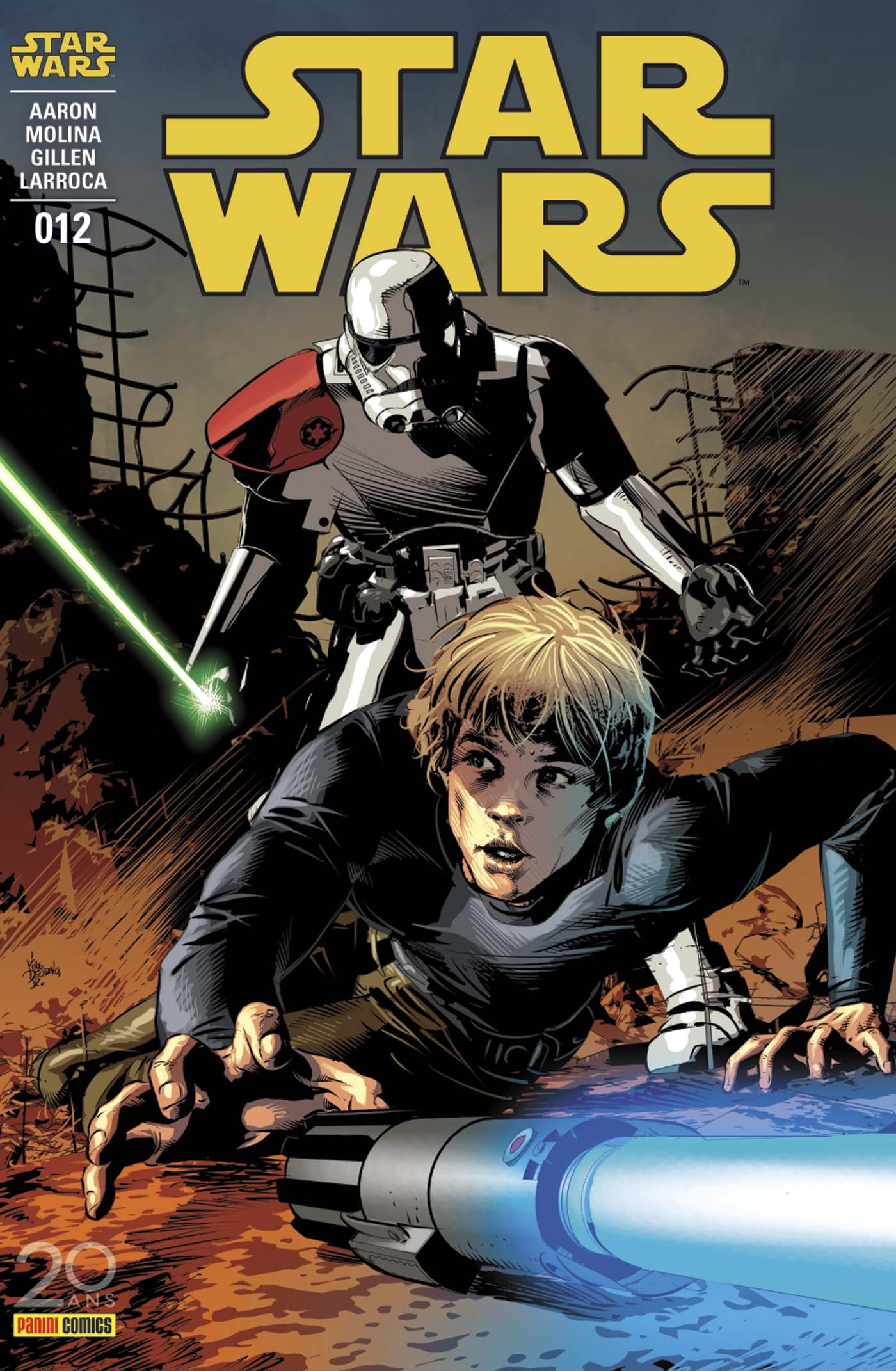 Star Wars Comics 12 - Couverture A