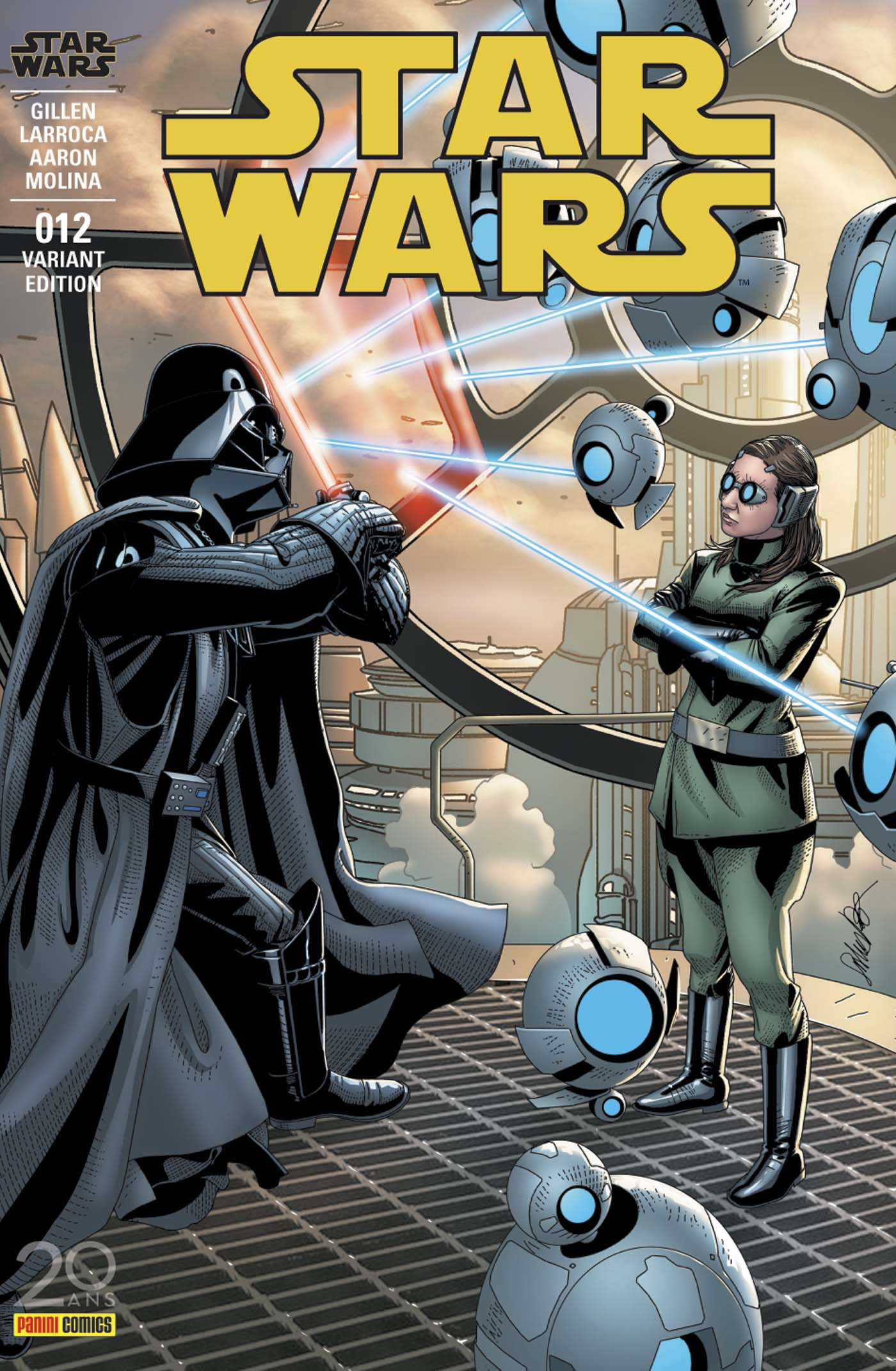Star Wars Comics 12 - Couverture B