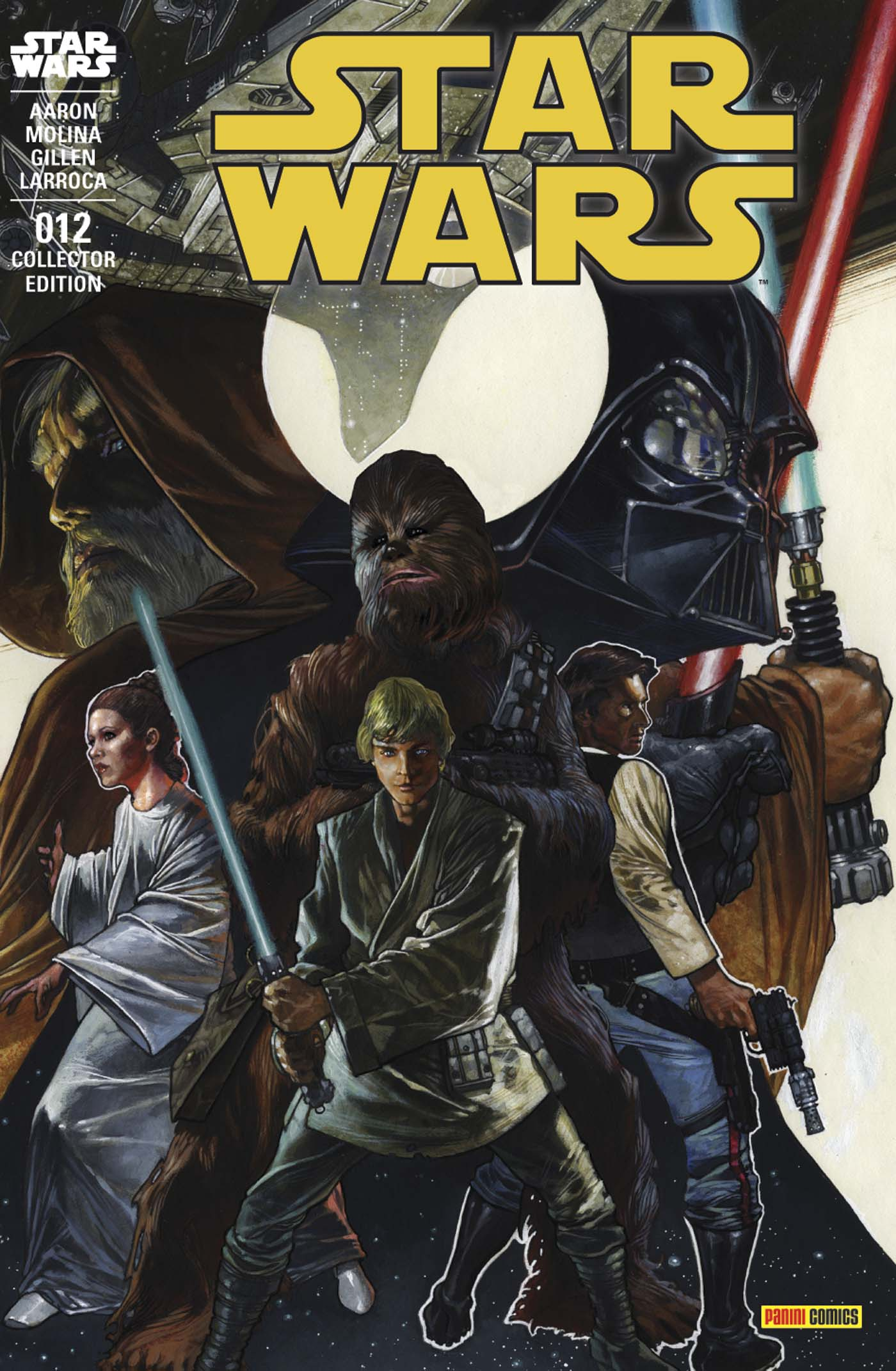 Star Wars Comics 12 - Couverture collector