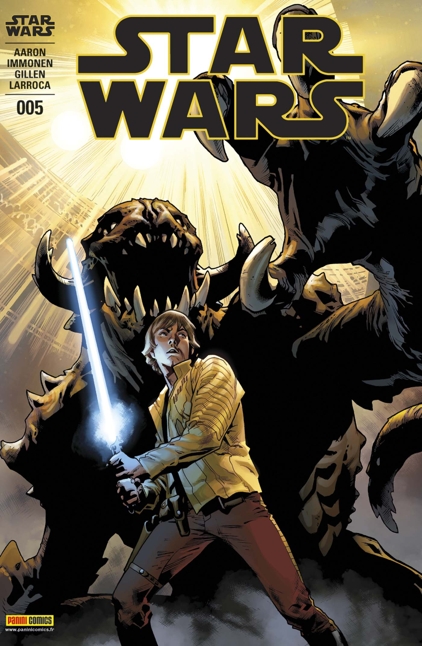 Star Wars Comics 5 - Couverture A