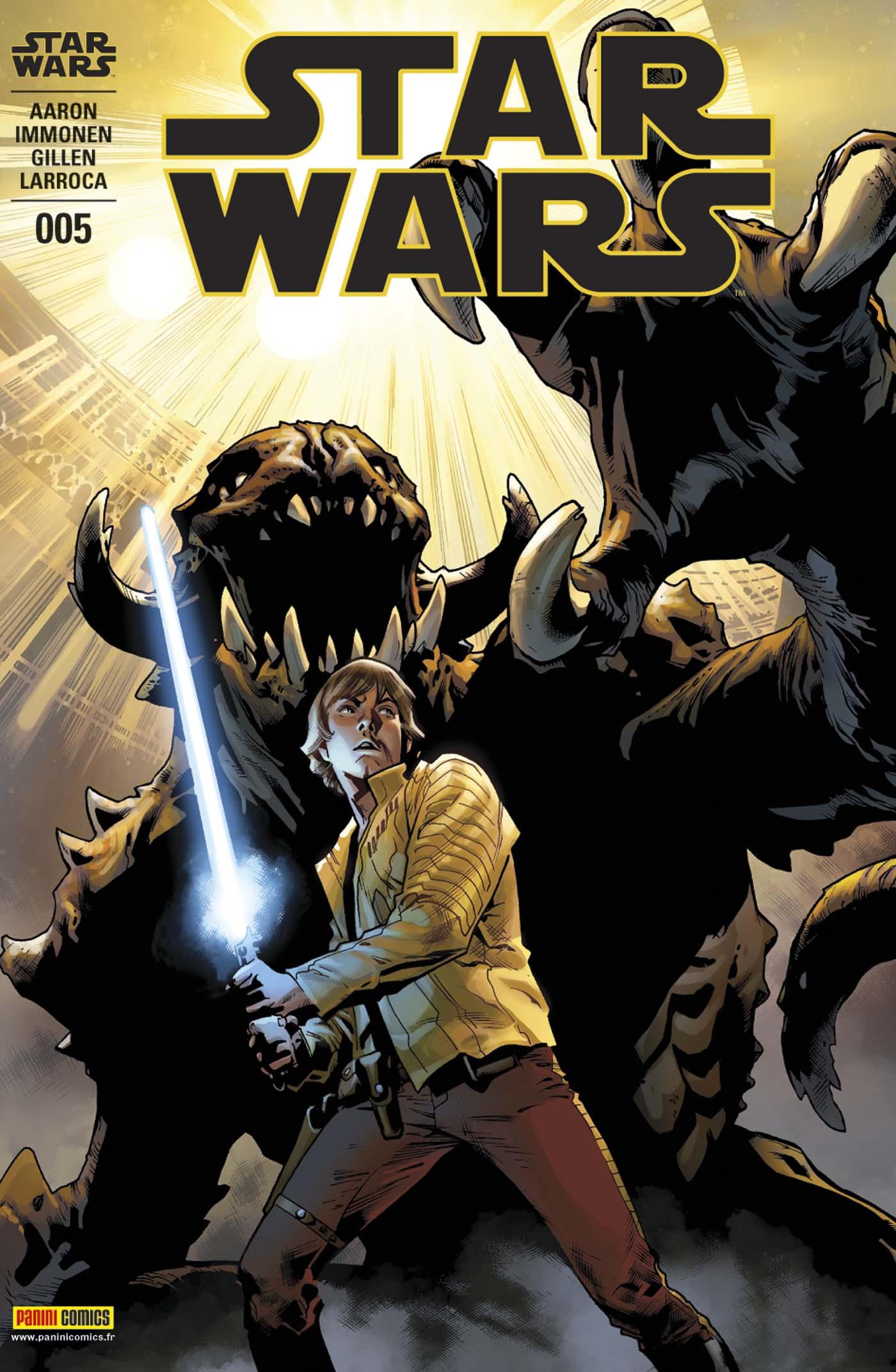 Star Wars Comics 5 - Couverture A