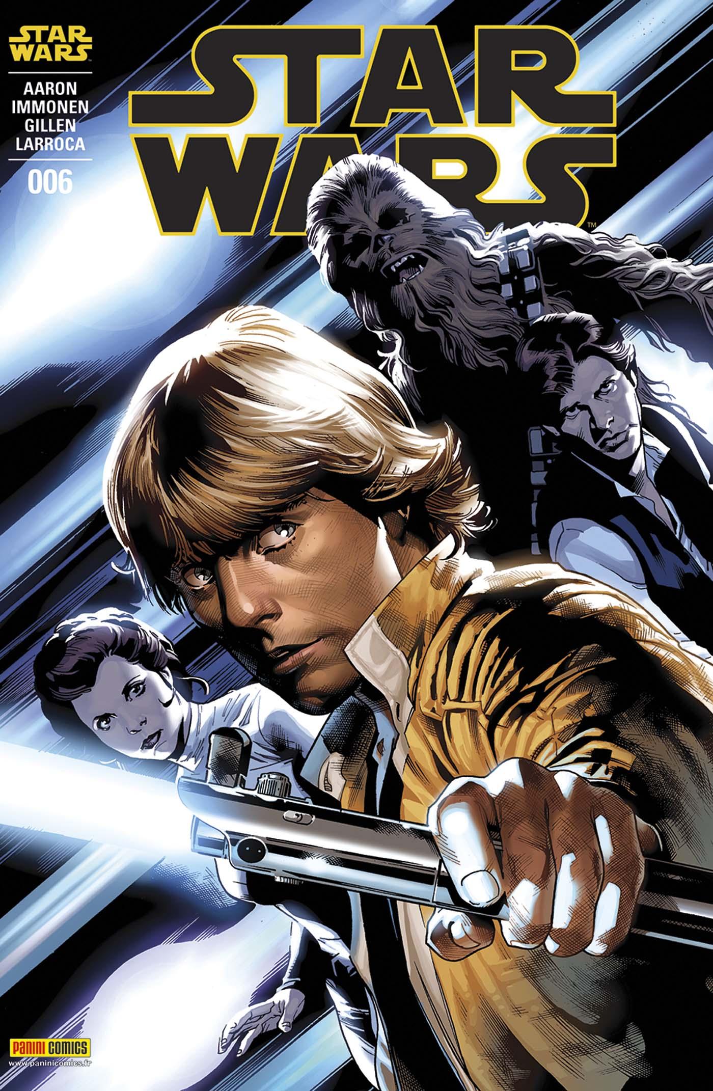 Star Wars Comics 6 - Couverture A