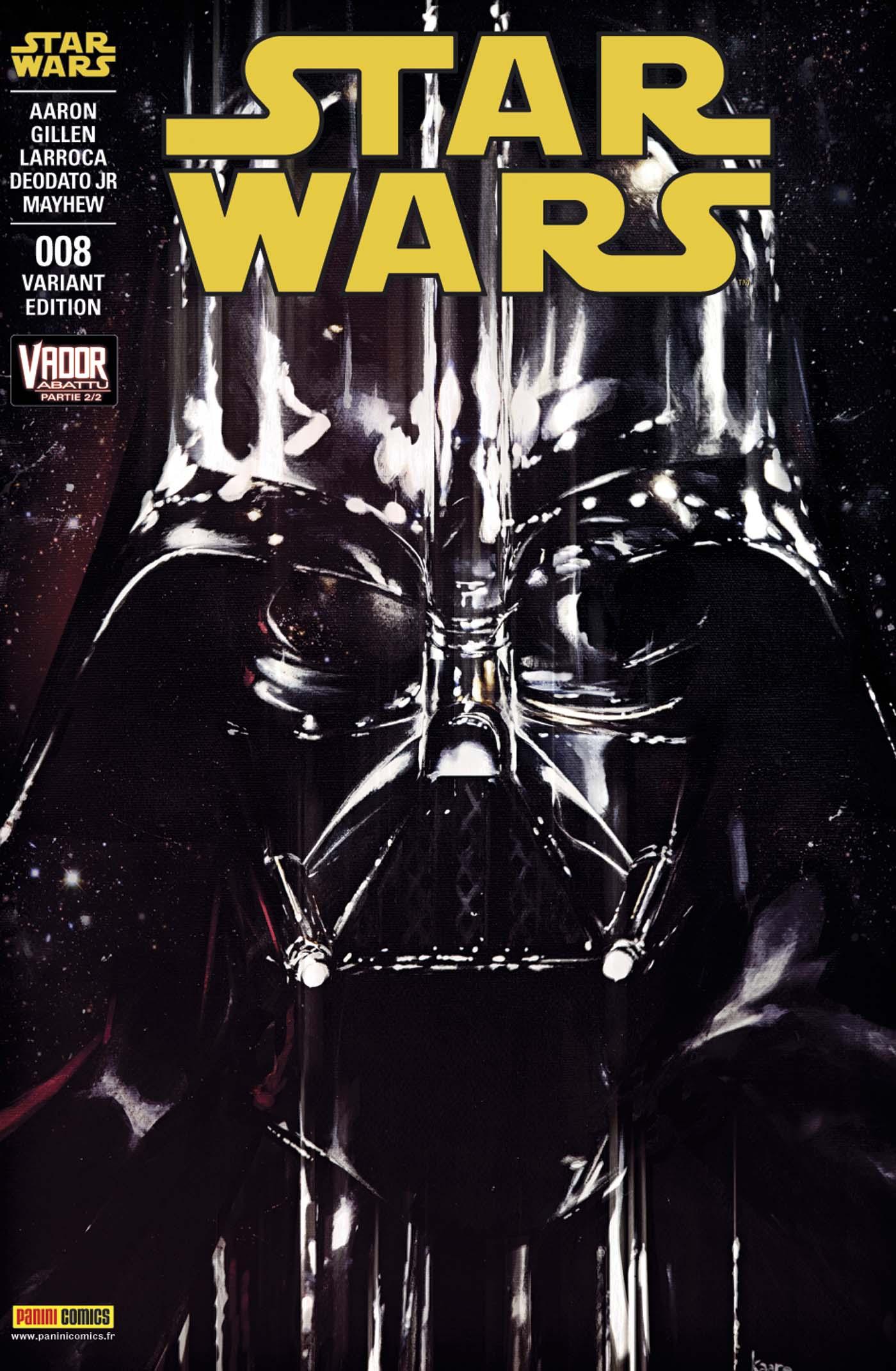 Star Wars Comics 8 - Couverture B