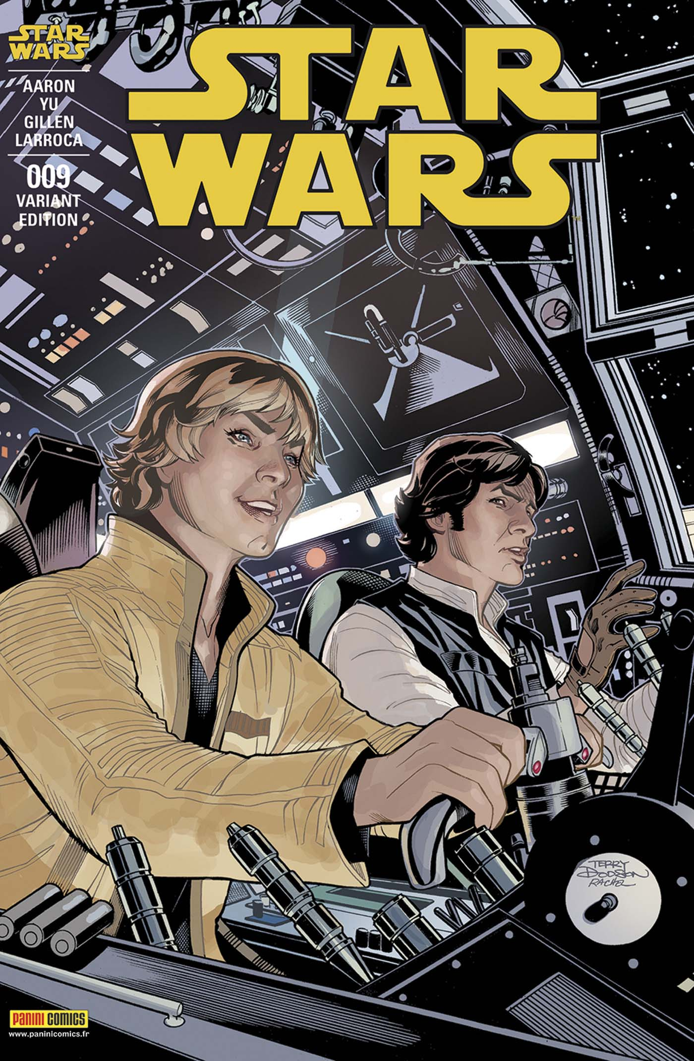 Star Wars Comics 9 - Couverture B
