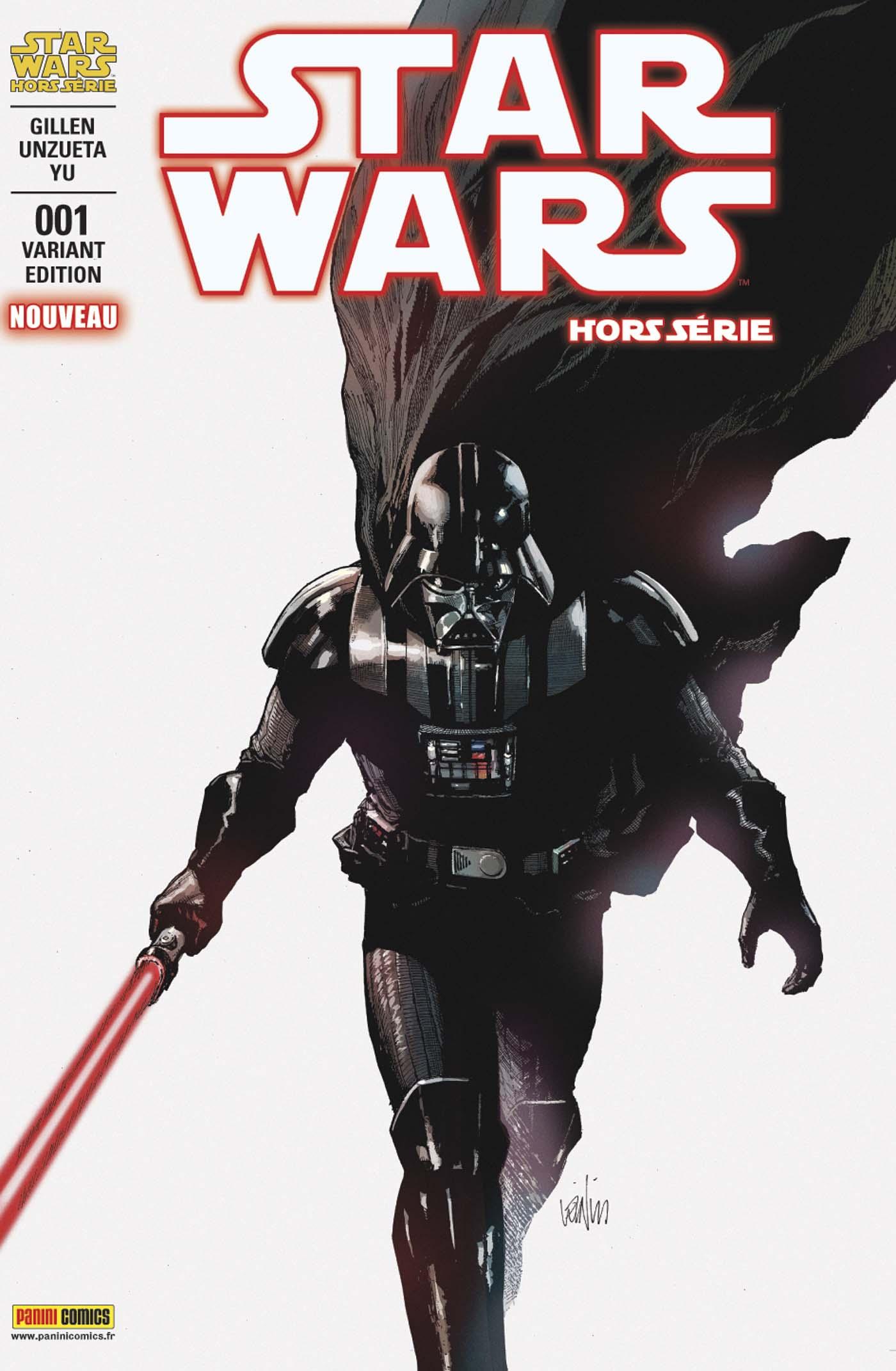 Star Wars Comics Hors Série 1 - Couverture B