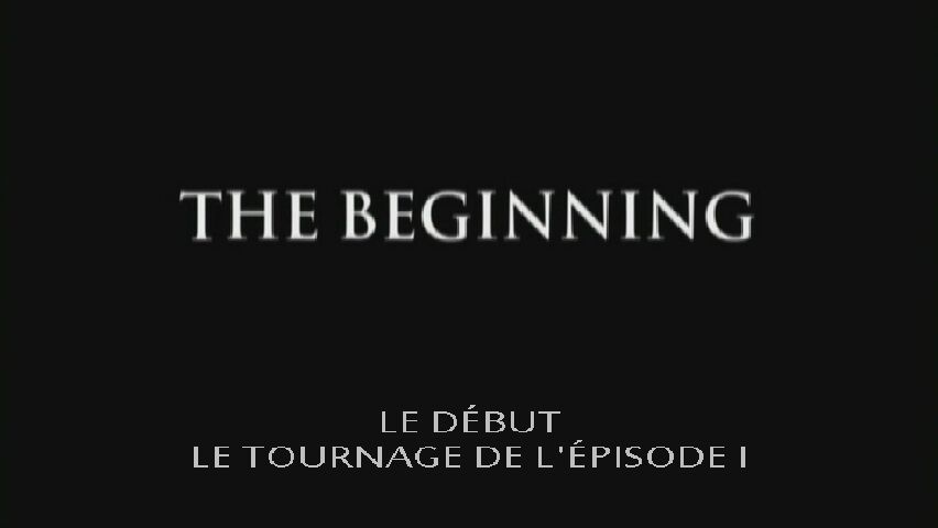The Beginning documentaire Episode 1