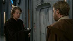 Anakin et Obi-Wan