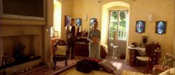 la chambre de Padmé