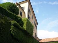 vue de la villa