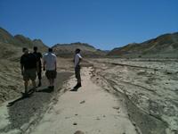 Twenty Mule Team canyon