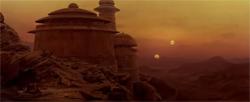 Le palais de Jabba