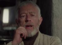 Obi-Wan Kenobi en pleine réflexion © Lucasfilm