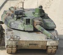 Le célèbre char Leclerc dont le blindage est l'un des plus résistants © Ministère de la Défense