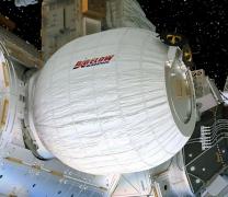 BEAM, le module gonflable protégé par du kevlar © NASA
