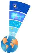 L'atmosphère et la magnétosphère © ESA
