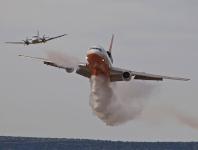 Exemple d'avion guide lors d'une entraînement © Tanker 10